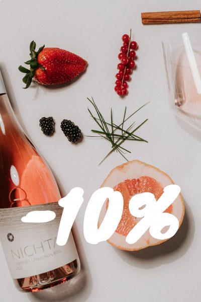 Mix ružového vína