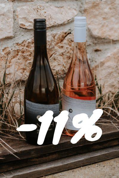 Vína na terasu